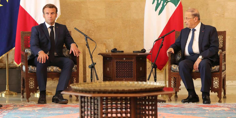 """Le président libanais estime qu'une enquête internationale sur l'explosion """"diluerait la vérité"""""""