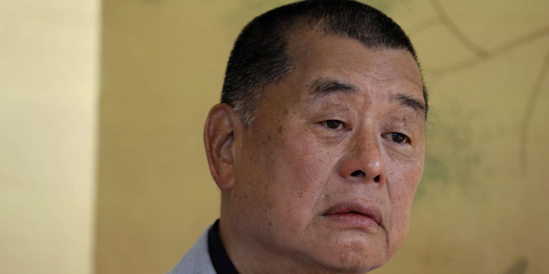 arrestation du patron de la presse protestataire Jimmy Lai