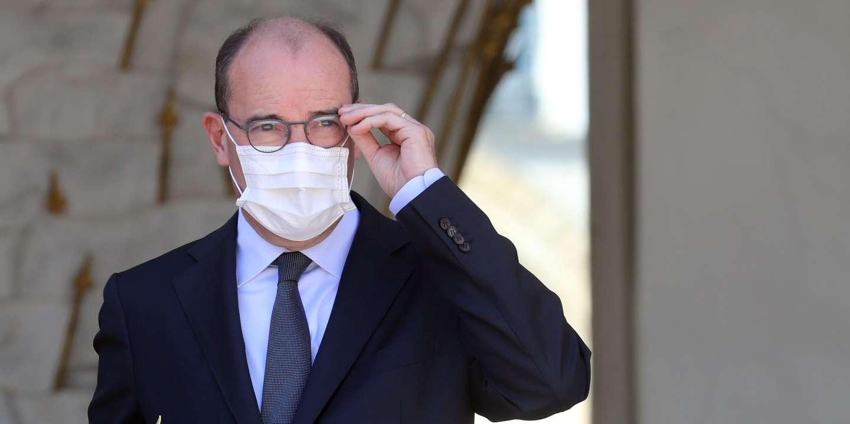 Jean Castex demandera aux préfets de prolonger le port des masques dans les espaces publics