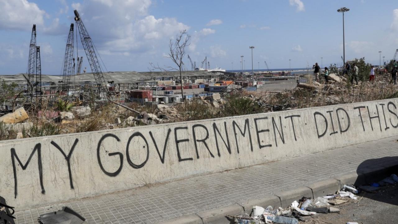 EN DIRECT - Explosions à Beyrouth: le coût des dommages dépasse 15 milliards de dollars